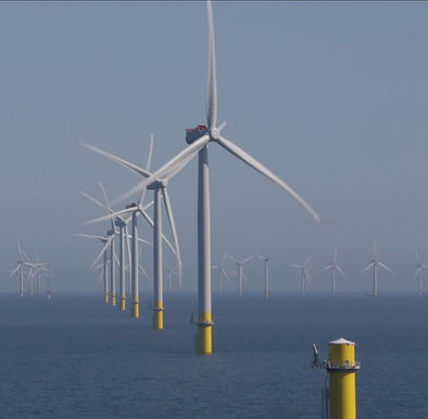 Walney Wind Farm - PFA, PKA