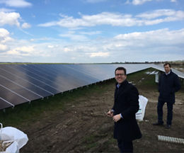 UK Solar - PFA