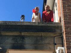 Juliet and her Nurse on the Balcony, Romeo & Juilet