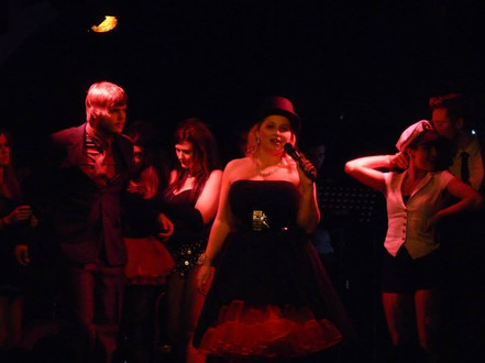 Welcome to Burlesque - Cabaret for Cancer Evening