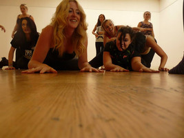 Cabaret Rehearsals