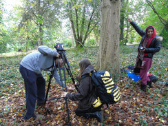 BCB Adventure Film shoot