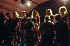 Cell Block Tango Rehearsal