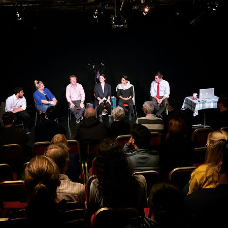 Q&A with Richard Ratcliffe and the cast