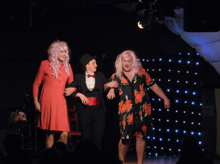 Two Ladies - Cabaret for Cancer
