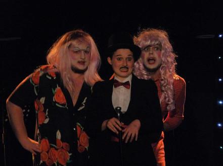 Cabaret for Cancer Evening