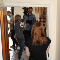 Known Voices film shoot