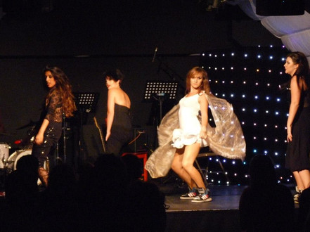 Wings - Cabaret for Cancer Evening