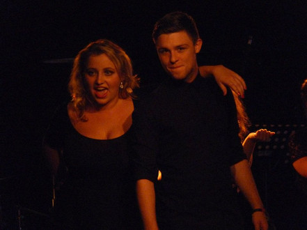 Cell Block Tango - Cabaret for Cancer Evening