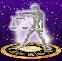 Vektens stjernetegn i horoskopet