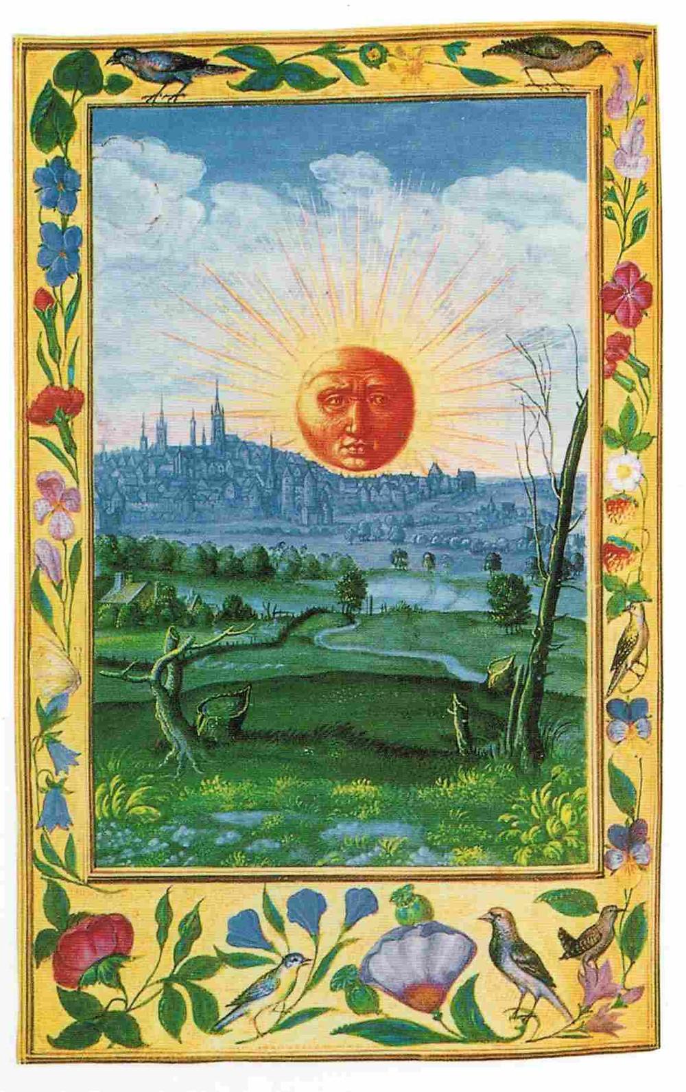 Den indre Sol