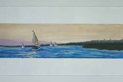 Sail Away With Me (Sold)