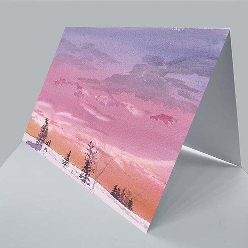 "5"" x 7"" Blank Card(s) - February 29, 2020"