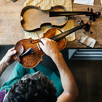 Instrument Repair Violin