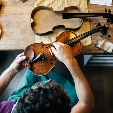 DIY Musicians Violin