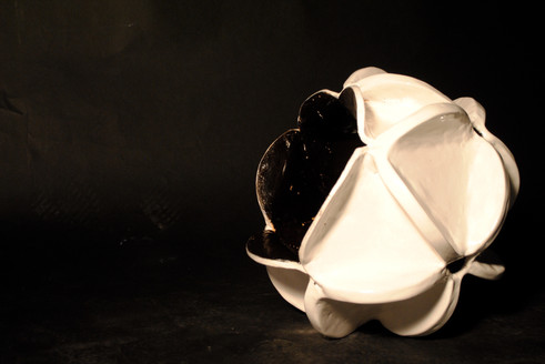 Ceramic Exploding Seed Head (2016)