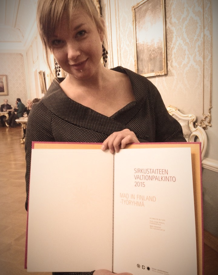 State Prize of Circus Arts