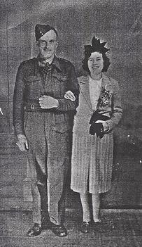 Fendley, Edward James and wife Vera Dellamore