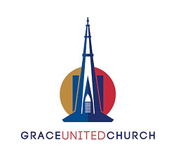 logo - colour - Grace United Church - bo