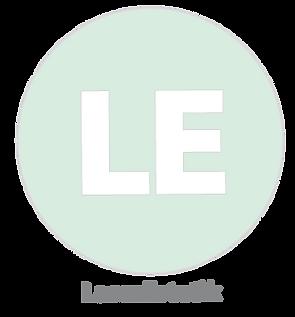 LE - LaserEstetik logga