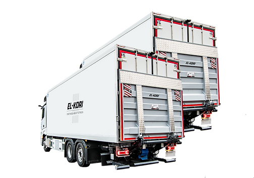 el-kori kuljetuskori kuorma-auto kylmäko