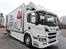 EL-kori kuljetuskori kuorma-auto frc