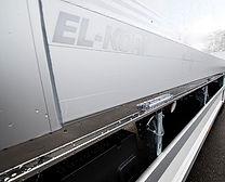 EL-kori kuljetuskorin varustelu