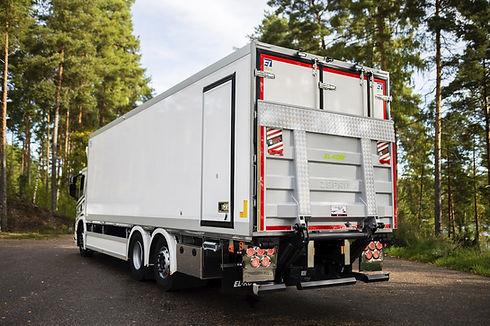 el-kori elli21 kuljetuskori kuorma-auto