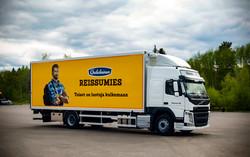 EL-kori kuljetuskori kuorma-auto rahti