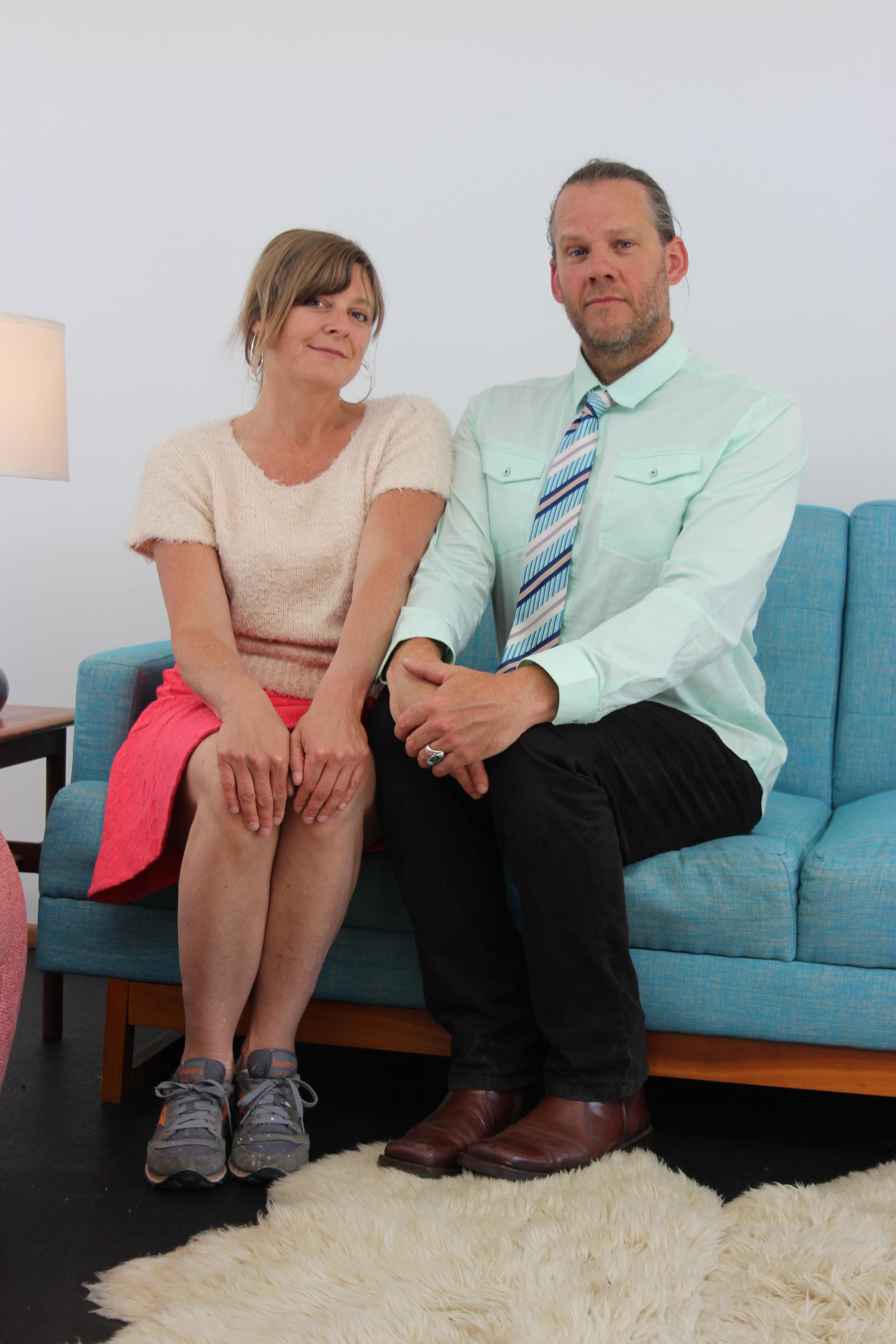 Jodi Rockwell & Shawn Landis