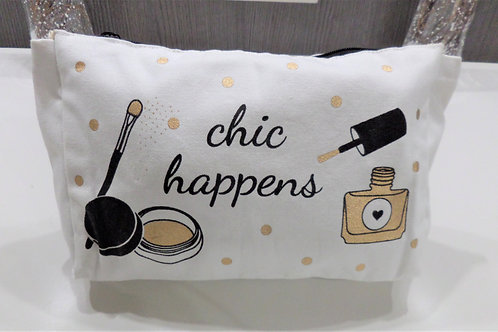 Chic Happens Washbag