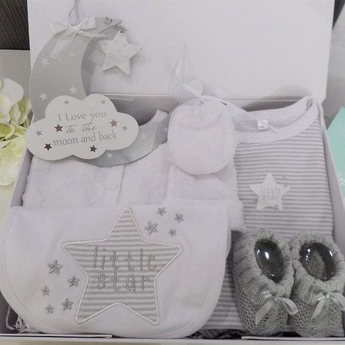 Welcome Little Star Baby Gift Hamper