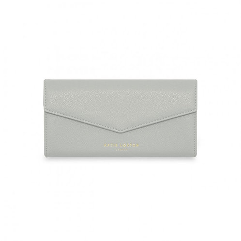 Katie Loxton Esme Envelope Purse - Grey