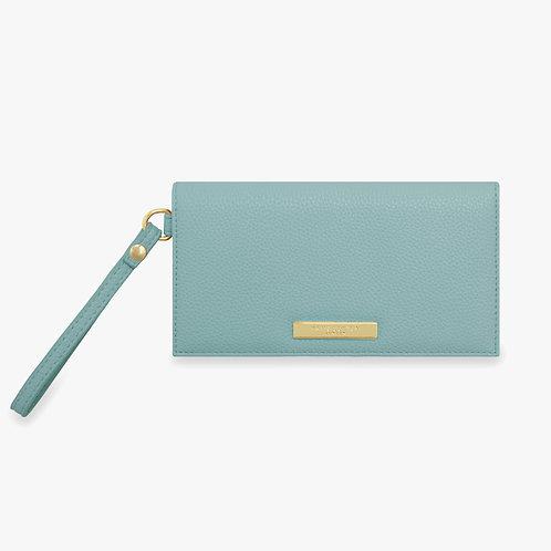 Katie Loxton Cleo Wrist Wallet in Blue