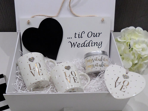All Things Love Engagement Gift Box