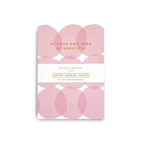 Katie Loxton Duo Pack Notebooks