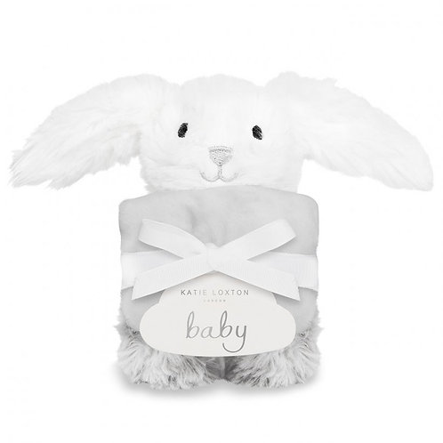 Katie Loxton Bunny Soft Toy Comforter