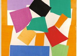 Matisse cuts out