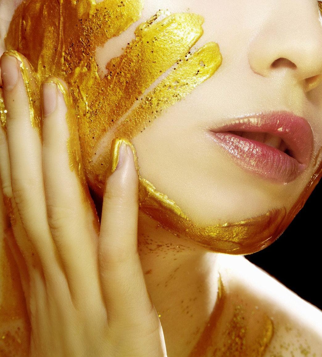 24 K Gold Facial