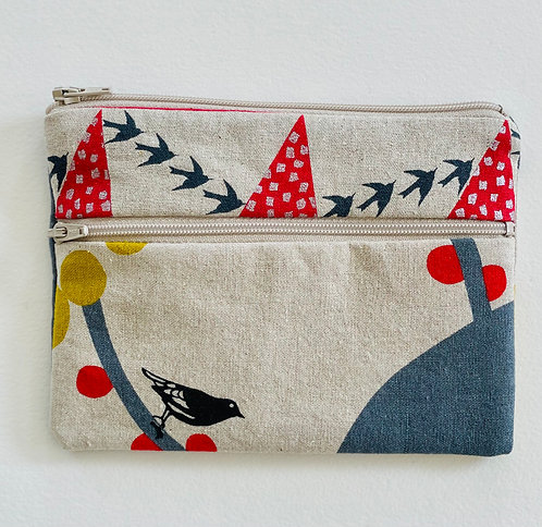 Small Zip Pouch 7