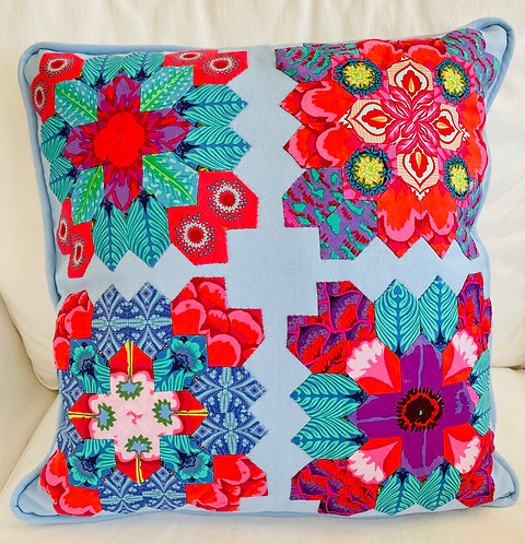 Handcrafted Designer Pillow P6