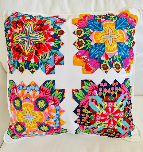 Handcrafted Designer Pillow P4