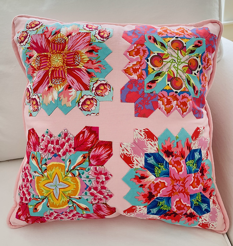 Handcrafted Designer Pillow P2