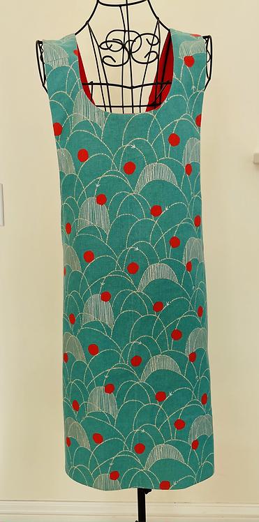 Special Edition Japanese Linen Apron J23