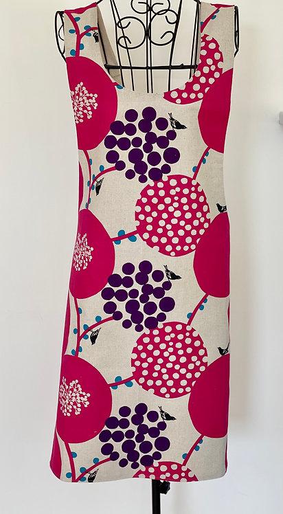 Japanese Linen Apron JL25