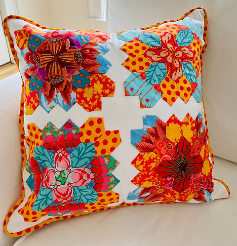 Handcrafted Designer Pillow