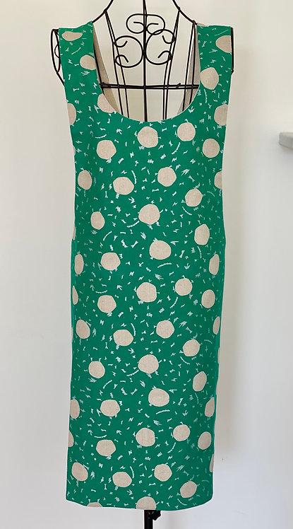 Japanese Linen Apron JL5