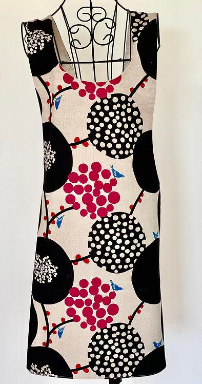 Japanese Linen Apron JL24