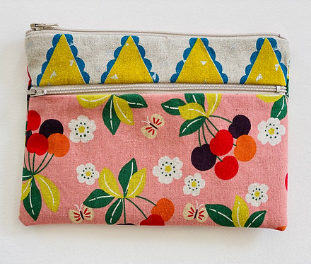 Medium Zip Pouch 14