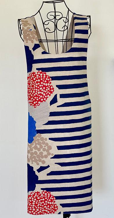 Japanese Linen Apron JL16